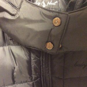 9e806b196e3a9 Baby Phat Jackets   Coats - Nwt Baby Phat 4x Quilted Belted Winter Coat
